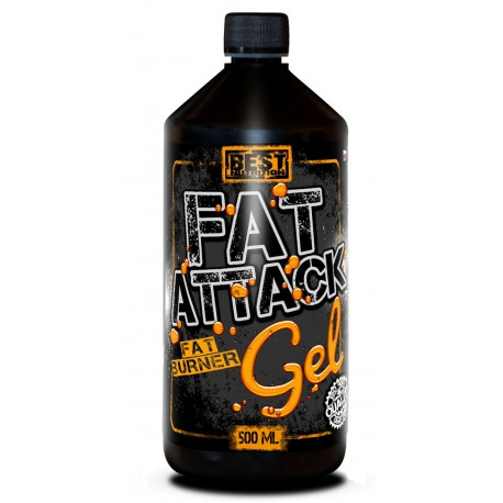 FAT ATTACK GEL 500 ML