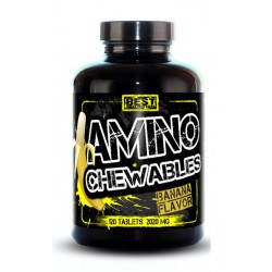 AMINO CHEWABLES 120 TAB